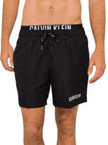 Calvin Klein Intense Power Medium Double Waistband Swim Short