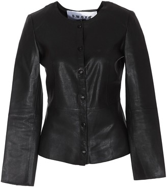 S.W.O.R.D. Buttoned Jacket
