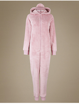 M&S Collection Fleece Unicorn Onesie
