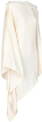 MM6 MAISON MARGIELA Asymmetrical Midi Dress