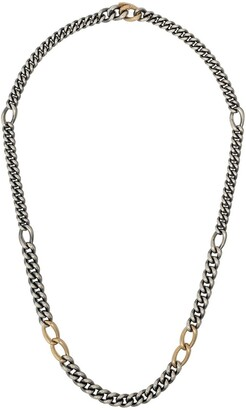 hum Chain-Link Necklace