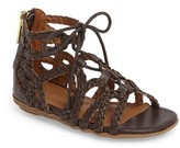 Kenneth Cole New York Girl's Bright Braids Gladiator Sandal