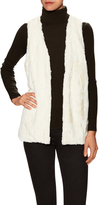 Tart Women's Shay Faux Fur Vest