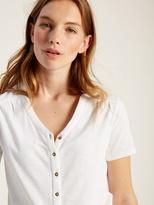 White Stuff Violetta jersey shirt