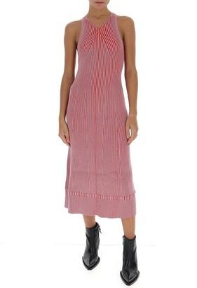 Proenza Schouler Ribbed Sleeveless Dress