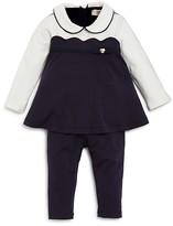 Armani Junior Armani Girls' Tunic & Leggings Set - Sizes 12-36 Months