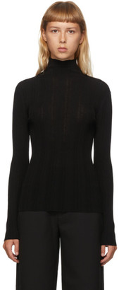 Totême Black Narano Turtleneck