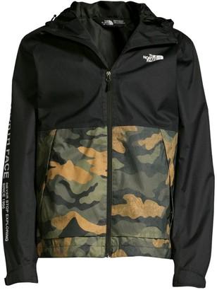 The North Face Millerton Waterproof Rain Jacket