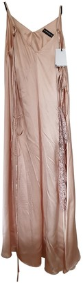 Y/Project Pink Silk Dress for Women