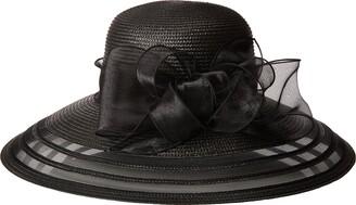 San Diego Hat Company San Diego Hat Co. Women's DRS1011OSBLK