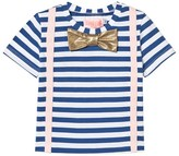 BANG BANG Copenhagen Blue and White Stripe Louis Tee