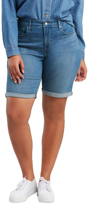 Levi's Curve Plus Shaping Bermuda Short