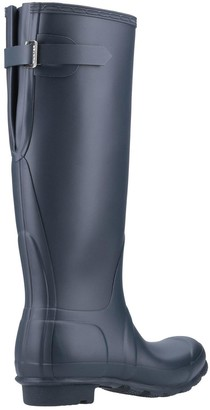 Hunter Tall Back Adjustable Welly Boot