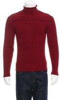 Jean Paul Gaultier Virgin Wool Turtleneck Sweater