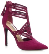 Dark Purple High Heels - ShopStyle UK