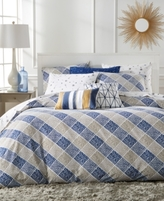LAST ACT! Whim by Martha Stewart Collection Dot Com 5-Pc. Full/Queen Comforter Set, Cotton