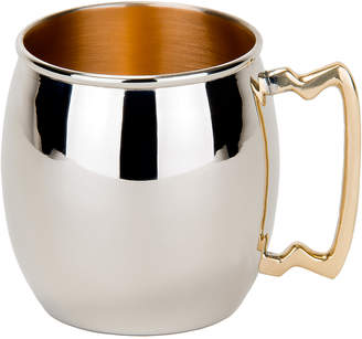 Inside-Out Nickel & Copper Moscow Mule Mug
