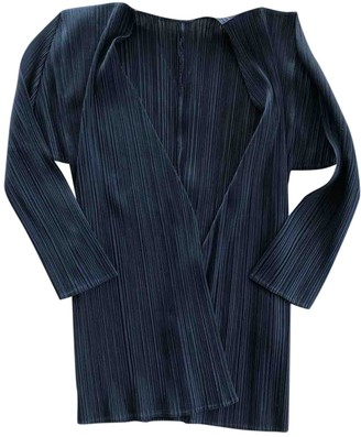 Issey Miyake Blue Top for Women