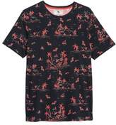 Ted Baker Lamp Island Print T-Shirt