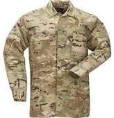 5.11 Tactical Men's MultiCam TDU Long Sleeve Shirt
