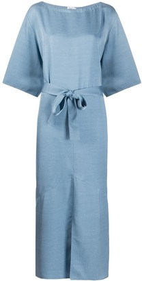 Filippa K Ella belted waist dress