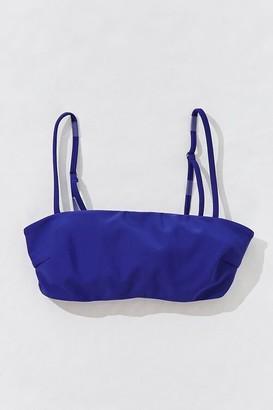 Forever 21 Tie-Back Bralette Bikini Top