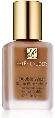 Estee Lauder Double Wear Stay-In-Place Foundation Spf10 30Ml 5W1.5 Cinnamon (Medium-Tan, Warm)