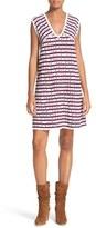 M Missoni Women's Broken Zigzag Sleeveless Dress