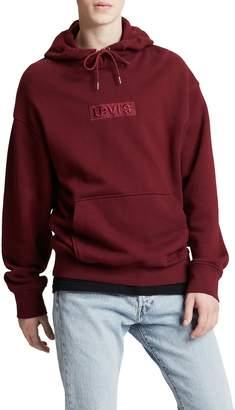 Levi's Oversize Hooded Sweatshirt