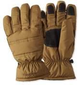 L.L. Bean Men's Trail Model Down Gloves
