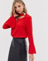AX Paris long sleeve blouse