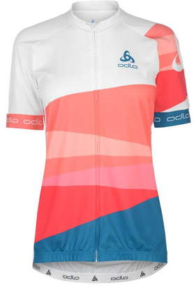 Odlo Perforated Short Sleeve Jersey Ladies