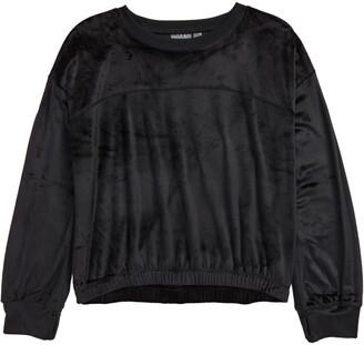 Zella Kids' Cozy Active Pullover