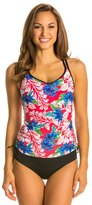 Jag Catalan Beach Underwire Tankini Top (D/DD Cup) 8134754