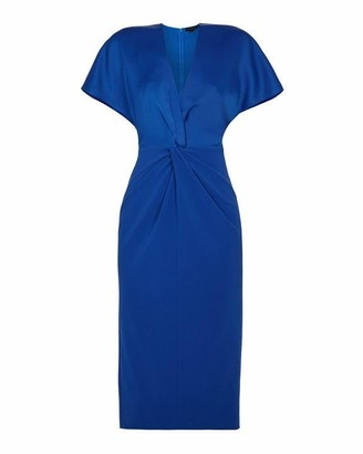 Ted Baker Ellame Wrap Detail Dress