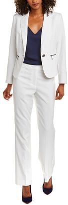 Le Suit 2Pc Pant Suit