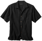 Tommy Bahama Rio Fronds Short Sleeve Silk Sport Shirt (Big & Tall)