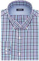 Izod Men's Slim-Fit Wrinkle-Free Dress Shirt