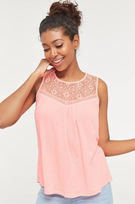 Ardene Lace Tank Top