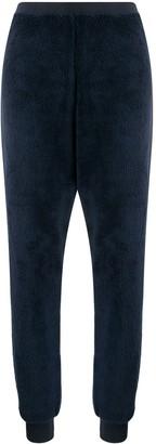 Emporio Armani Faux Fur Pyjama Trousers