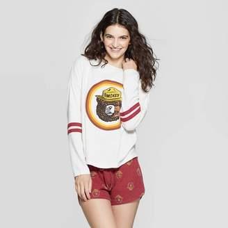 Smokey Bear Women's Cozy Pajama Set - Mighty Fine Oatmeal