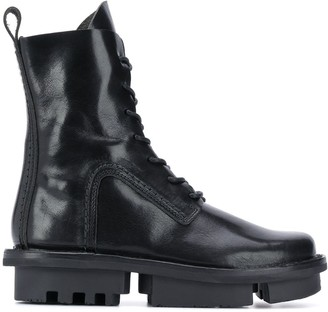 Trippen Taronel lace-up boots
