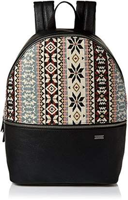 Roxy Black Ripped Handbag