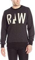 G Star Men's Netrol Round Long Sleeve Sweatshirts