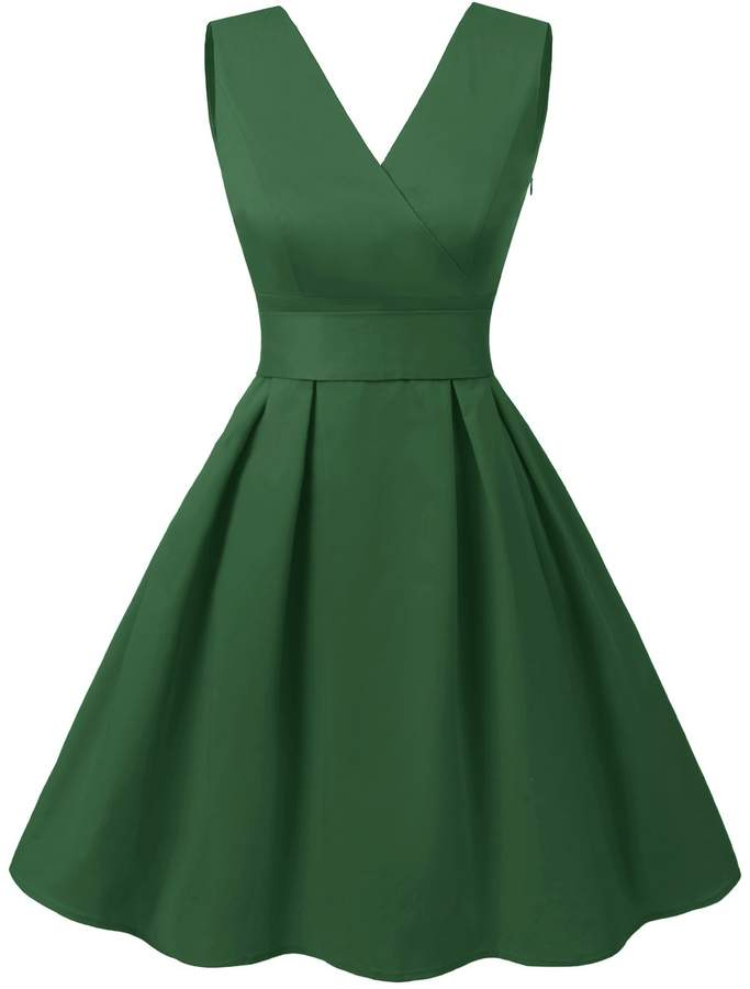 7d52fb37f4 Green Cocktail Dresses - ShopStyle Canada