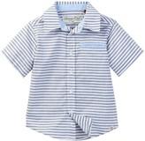Sovereign Code Moshe Striped Dress Shirt (Baby Boys)
