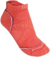 Smartwool PhD Run Light Micro Socks - Merino Wool Blend, Below-the-Ankle (For Women)