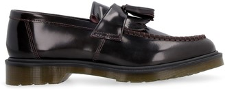Dr. Martens Adrian Leather Loafers With Fringes And Tassels