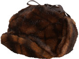 Albertus Swanepoel WOMEN'S FAUX FUR IOREK TRAPPER HAT