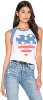 Junk Food Clothing Vote For Naps Tank